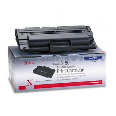 XEROX PHASER 3150 PRINT CARTRIDGE BLACK 3.5K